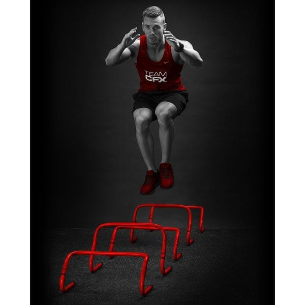 Adjustable Hurdles - Product View 3